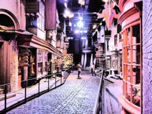 Harry Potter Winkelgasse
